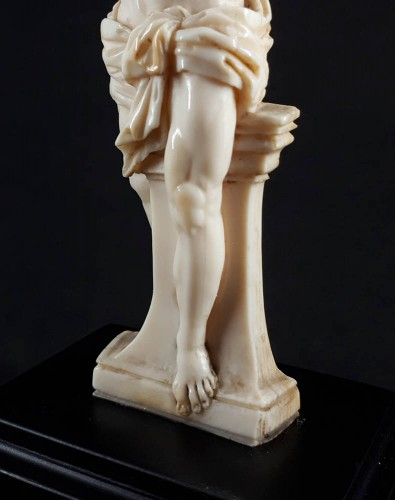 17th century - Christ at the Column, Northern Italy or Netherlands, circa 1600