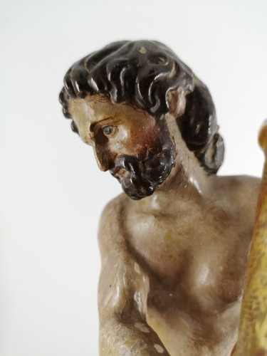 Christ at the Column, Spain 1550-1600 -