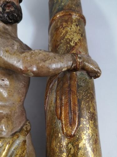 Antiquités - Christ at the Column, Spain 1550-1600
