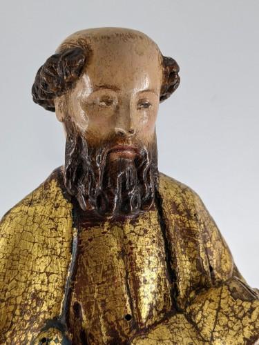 <= 16th century - Saint Peter, Possibly Malines circa 1500