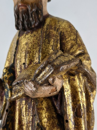 Saint Peter, Possibly Malines circa 1500 - Middle age
