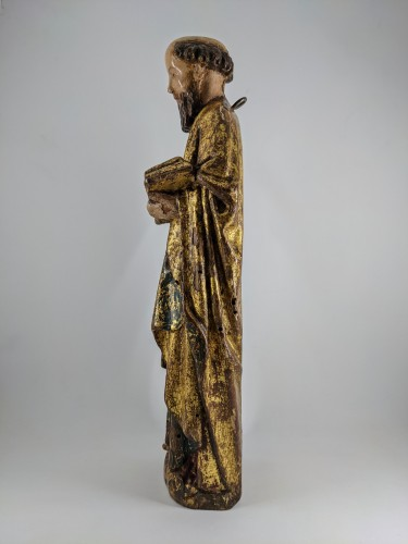 Antiquités - Saint Peter, Possibly Malines circa 1500