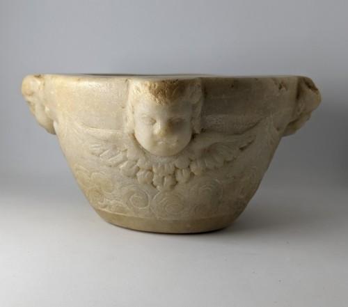 Curiosities  - Renaissance mortar, Spain XVIth century
