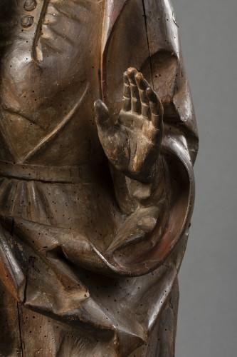 <= 16th century - Saint John of Calvary in lime tree - Bavaria - Early 16th century