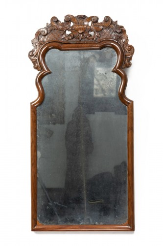 Queen Anne Mirror - England - England -  early 18th century