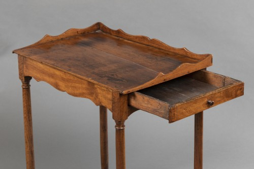 "Walnut ""Chartreux"" table - France - Circa 1600 -"