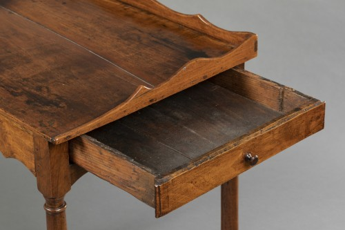 "Antiquités - Walnut ""Chartreux"" table - France - Circa 1600"