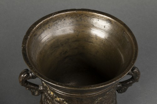 Collectibles  - Bronze mortar - Germany - 17th century