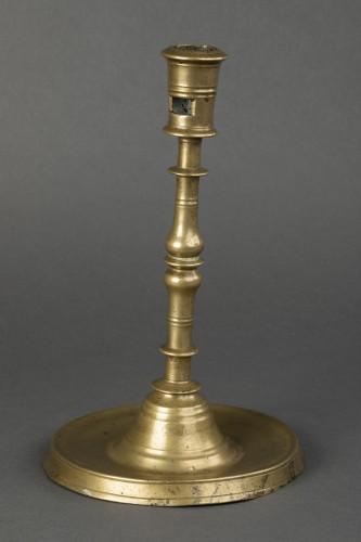 Candlestick - Flanders - circa 1500 - Lighting Style