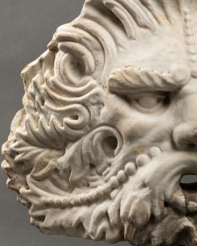 Sculpture  - Green Man - Italy - 16th century