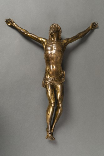 Cristo Vivo - Tuscany - Early 17th century - Sculpture Style