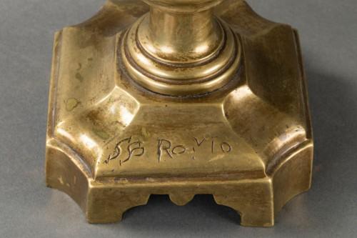 17th century - Pair of decorative elements - Italy - 17th century