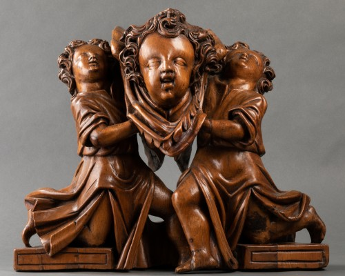 Group of putti - Italy - 16th century -