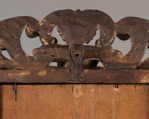"""Antiquités - Mirror """"Sansovino"""" - Venezia 16th century"""
