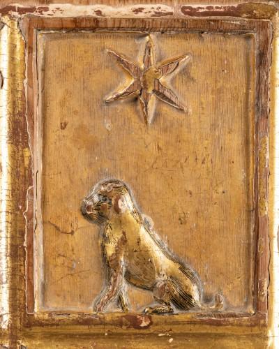 Heraldic coat of arms - Italy - 16th century -