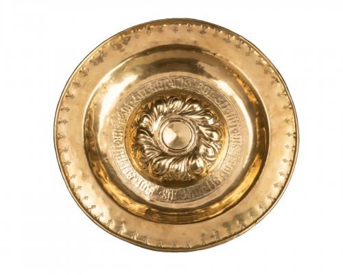 Offering dish - Circa 1500 - Nuremberg