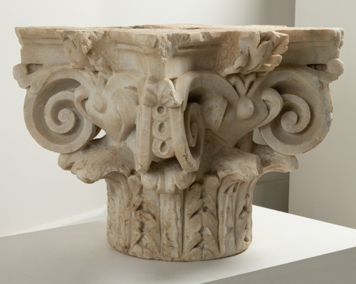 <= 16th century - Capital of composite order - Italy 16th century