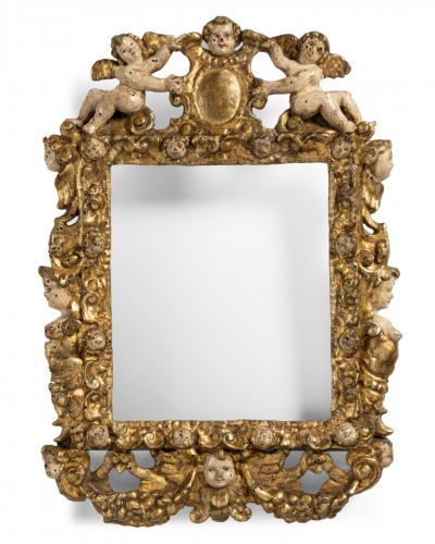 Love frame - Italy - 16th century