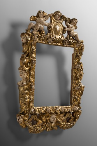 Love frame - Italy - 16th century - Mirrors, Trumeau Style