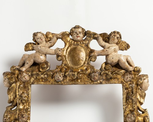 Mirrors, Trumeau  - Love frame - Italy - 16th century
