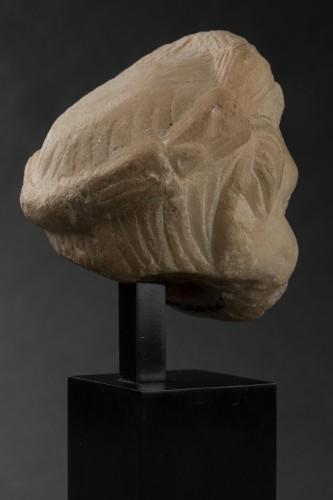 - Faun head - Roman Empire - I-IIth century A.D.