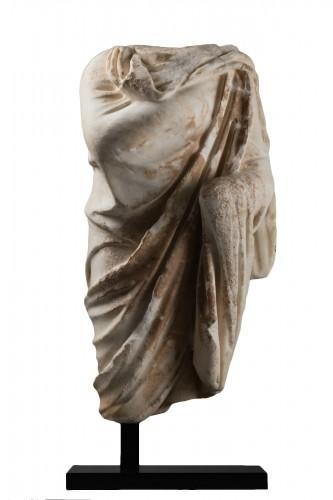Acephalous bust - Roman Empire - 1st-2nd century AD