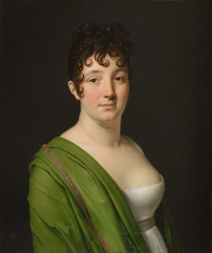 Anne-Louis GIRODET de ROUCY-TRIOSON (Montargis, 1767 - Paris, 1824)