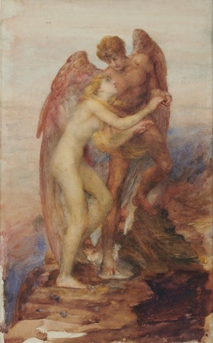 George Frederic WATTS (1817 – 1904) - Love & Life