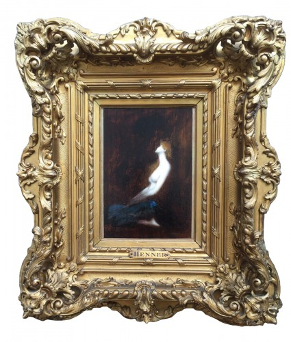 Jean-Jacques Henner (1829-1905)  - Madeleine