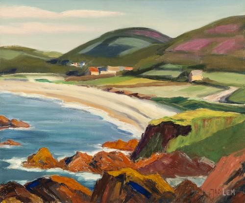 Jacques Lemonnier dit JAC LEM (1914-1995) - Saint Helena