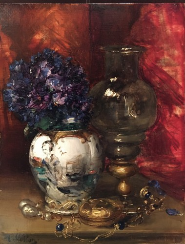 Antoine VOLLON-(1833-1900! - Nature morte