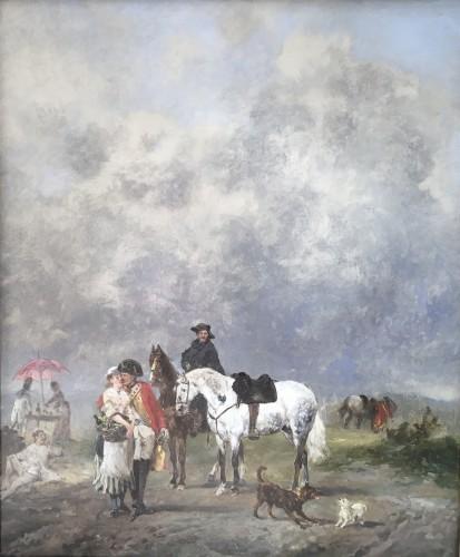 JOHN LEWIS BROWN-1829-1890