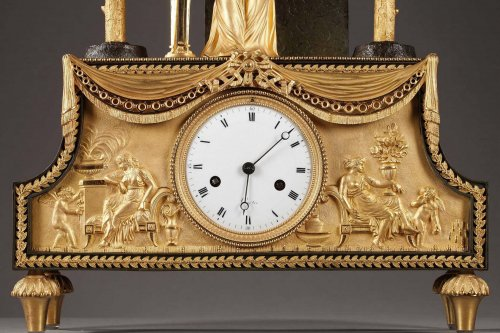 "Clocks  - Clock ""Joséphine"" of French Empire period"