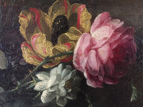 Margherita CAFFI (1647-1710) Still lifes flowers -