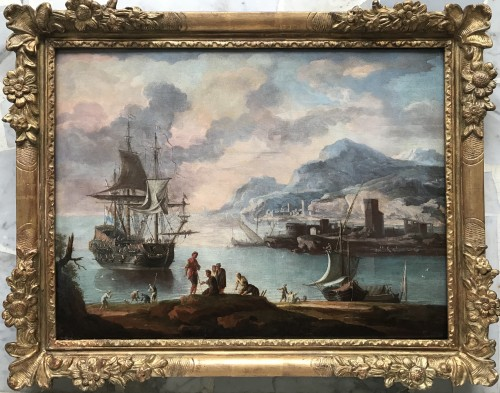 Alessandro Grevenbroeck Milan end of the XVIIth century - after 1748 Venice - Paintings & Drawings Style