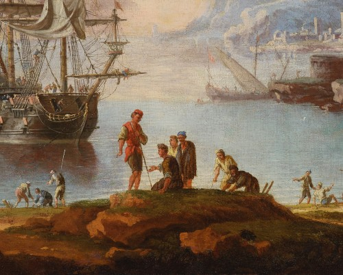 Alessandro Grevenbroeck Milan end of the XVIIth century - after 1748 Venice -