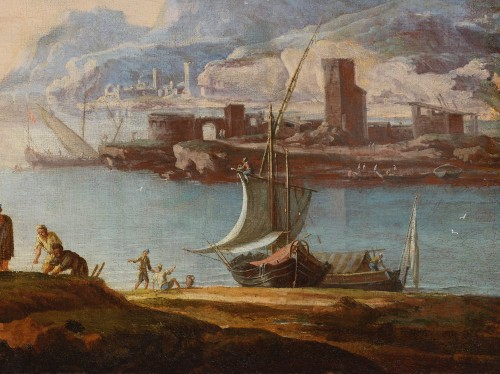 18th century - Alessandro Grevenbroeck Milan end of the XVIIth century - after 1748 Venice