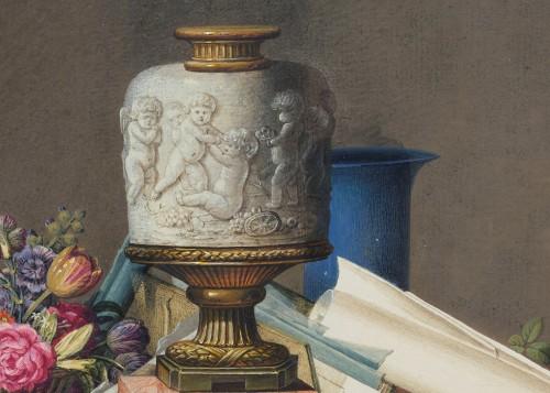 Paintings & Drawings  - Jean-Louis Prévost, le Jeune (Nointel vers 1760-après 1810)