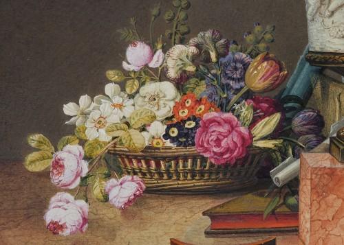 18th century - Jean-Louis Prévost, le Jeune (Nointel vers 1760-après 1810)