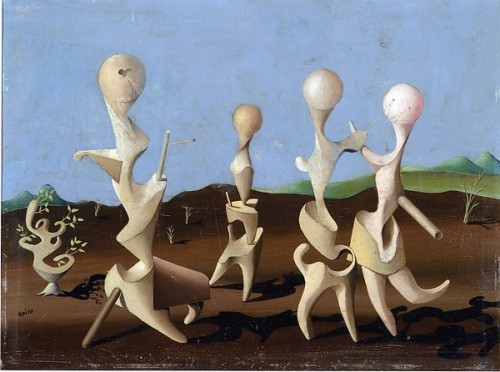 Georges Spiro (1909-1994) - Surrealistic dance