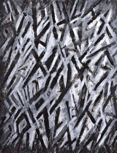 Jacques Germain (1915-2001)  - Composition in grey