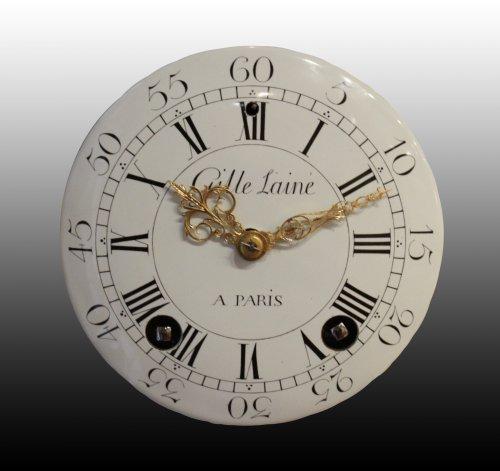 A louis xvi cartel clock by lainé à paris - Clocks Style Louis XVI