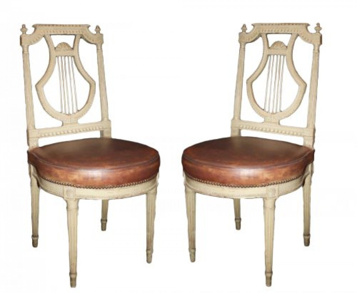 Mobilier de salle manger en bois laqu xviiie si cle for Salle a manger mobilier de france