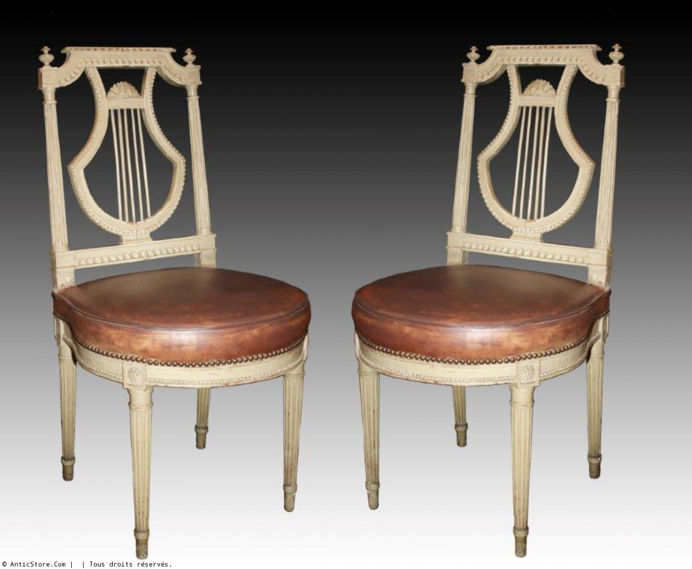 a fine louis xvi mobilier de salle manger. Black Bedroom Furniture Sets. Home Design Ideas