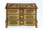 "Exceptional Louis XIV ""commode mazarine"" by nicolas sageot"