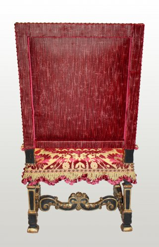 Seating  - A pair of louis xiv fauteuils
