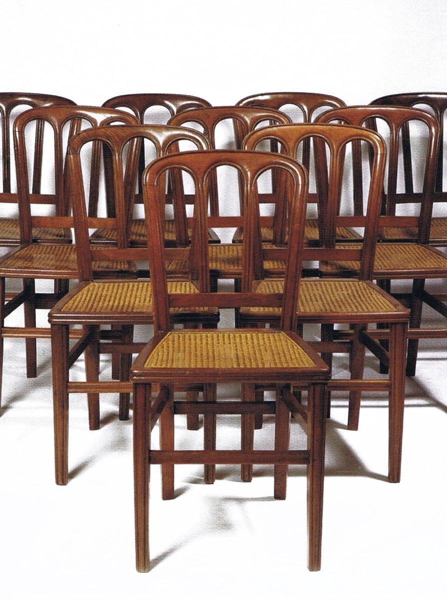 Mobilier de salle manger xixe si cle for Salle a manger mobilier de france