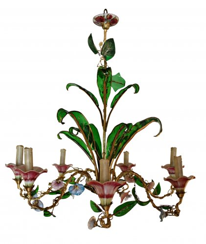 A Bindweed Chandelier