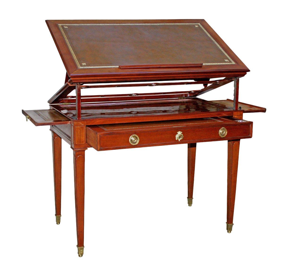 table d 39 architecte m canisme xviiie si cle. Black Bedroom Furniture Sets. Home Design Ideas