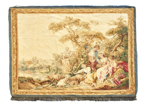 Tapestry of the Manufacture Royale de Beauvais after François Boucher